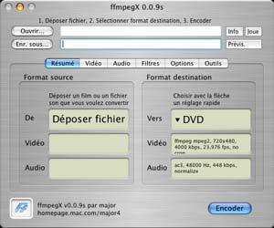 MAC TÉLÉCHARGER GRATUIT MPEG2ENC